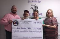 Stockdale Education Foundation supports Stockdale ISD Safety & Security Initiatives